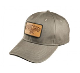 Sportchief Casquette Patch Charcoal Large