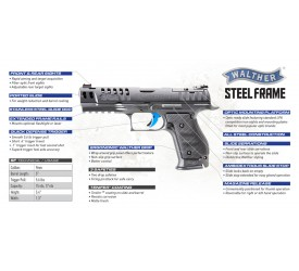 Walther Q5 Match Steel Fr ..
