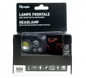Olympia Lampe Frontal  30 ..